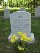 Profile photo:  C. Jeffries Burton, S.J.