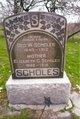 Pvt George Washington Scholes