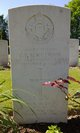Private George Frederick Millwood