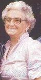 """Gladys Lucinda """"Gladdie"""" <I>Waddell</I> Mitchell"""