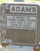 Profile photo:  Albert Lorne Adams