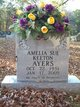 "Profile photo:  Amelia Sue ""Doodles"" <I>Keeton</I> Ayers"