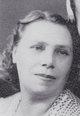Pauline <I>Cox</I> Burkhalter
