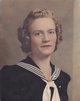 "Profile photo:  Iva Elsie ""Posey"" <I>Cravenor</I> Albright"