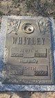 Edith <I>Bedford</I> Whitley