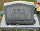 Profile photo:  Alma G. <I>Laster</I> Cavender