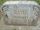 Profile photo:  Harriett Ann <I>Boster</I> Davis