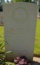 Private Benjamin Robert Morgan