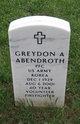 Profile photo:  Greydon A Abendroth