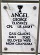 Profile photo:  Gail Gladys Angel