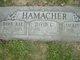 Profile photo:  Jacklyn <I>Marks</I> Hamacher