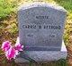 Carrie Mae <I>Rader</I> Rexroad