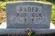 Robert Madison Rader