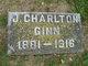 Profile photo:  James Charlton Ginn