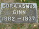 Profile photo:  Cora <I>Asmus</I> Ginn