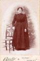 "Louisa Mehitable ""Hettie"" <I>Halstead</I> Stoddard"