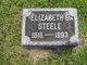 Elizabeth E Steele