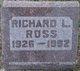 Richard Leroy Ross