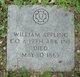 William Appling