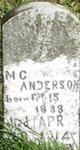 Marion C. Anderson