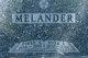 Henry M. Melander