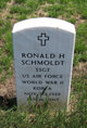 Profile photo:  Ronald H. Schmoldt