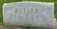 Mary Louisa <I>Miller</I> Butler