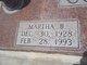 Martha Bell <I>Kinman</I> Collins