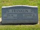 Ida May <I>Wrightsman</I> Franklin