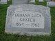 Tatiana Lucy Gratch