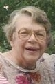 "Profile photo:  Geraldine Louise ""Gerry"" <I>Hingley</I> Austin"