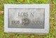 Profile photo:  Lois Gertrude <I>Nourse</I> Nelson