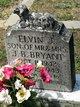 Elvin J Bryant