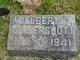 Profile photo:  Adelbert O Hendershott