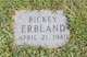 Rickey Erbland