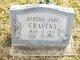 Bertha Faye Cravens