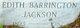 Edith Barrington <I>Jackson</I> Alexander