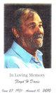 Floyd Holland Davis