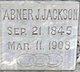 Profile photo:  Abner Johnston Jackson