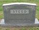 "Profile photo:  Amos Bertley ""Bert"" Steed"