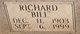 """Richard """"Bill"""" Biggerstaff"""