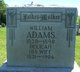 Profile photo:  William Adams