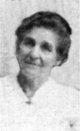 Mary Lucinda <I>Worley</I> Roos