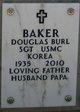 Douglas Burl Baker
