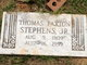Thomas Paxton Stephens, Jr
