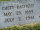 Chett Hatfield