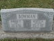"Profile photo:  Archie Myrtle ""May"" <I>Frazee</I> Bowman"