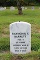 Raymond Earl Barrett