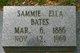Sammie Ella Bates