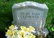 Wilma Kathleen <I>Rash</I> Clements